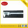 China Metal Casing Stainless Steel Caliper 150mm Length Digital Measuring Calipers wholesale