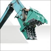 China Beiyi BYC300 Concrete demolition tools machinal pulverizer small rock crusher excavator pulverizer wholesale