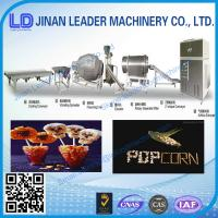 China CE ISO9001 Popcorn     processing plant wholesale