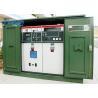 China 24kV Outdoor Rmu Ring Main Unit  Electrical Box / Power Distribution Box wholesale