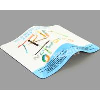 China new product for 2015 print customized company mouse pad/ mat designs 230*190mm wholesale