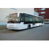 China Diesel Engine Adjustable Seat Aero Bus Airport Limousine Bus 12300kgs wholesale