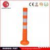 Quality Orange Warning reflective pole for sale