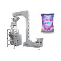 China Automatic Laundry Powder Packaging Machine With 250g 500g Volume Packing wholesale