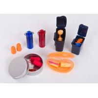 China Bulk Cheap Noise Cancelling / Sound Proof Ear Plug With Color Box Packaging wholesale