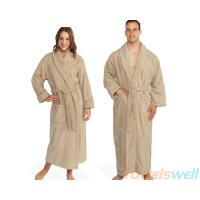 China Terry Cloth Bathrobe Lint Free, Ultra Soft, Durable, Scratch-Free, Machine Washable. wholesale