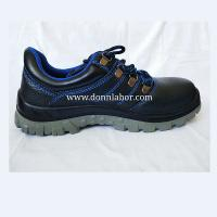 China Pu Leaher Overal Labor Shoes Foot Protection Slipper Resistant Workshoes wholesale