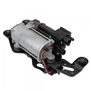 China Steel ABS Suspension Air Pump For BMW X5 F15 2012-2018 X6 F16 2013-2019 wholesale