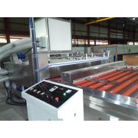 China Gear Drive 2500mm 12m/Min Horizontal Glass Washer wholesale