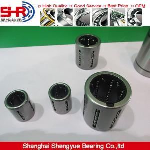 China linear sliding bearing KH series KH0622PP machinery steel linear bearing wholesale