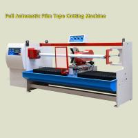 China High Speed Automatic BOPP Tape Roll Cutting Machine For Jumbo Roll And Paper wholesale