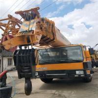 China High quality xcmg 70ton mobile truck crane/ used condition qk70 truck crane with good price wholesale