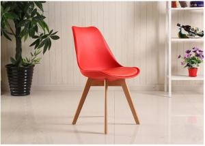 China Minimalism Upholstered Kitchen & Dining Room Chairs With Beech Legs wholesale