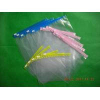 China Resealable Zip Lock Plastic Bag Antistatic for Chain Stores on sale