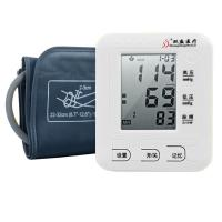 OEM LCD Electronic Blood Pressure Monitor Oscillometric Method Voice Broadcast