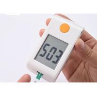 China Automatically Test Diabetic Testing Equipment Blood Glucose Monitoring Devices wholesale