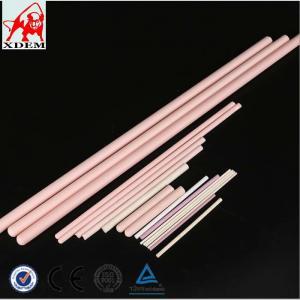 China Corrosion Proof 3.85g/Cm3 Ceramic Thermocouple Protection Tubes wholesale