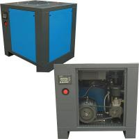 China 350KG 8 Bar Air Cooling Rotary Screw Air Compressor Industrial 15KW 78 Db Noise Level wholesale