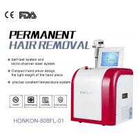 China High Speed 808nm Diode Laser Skin Rejuvenation Machine / Hair Removal Systems wholesale