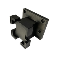 Buy cheap Black anodized aluminum cnc milling machining service parts custom precision cnc from wholesalers