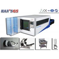 China CNC Sheet Metal Laser Cutting Machine Used In Sports Equipment , Auto Spare Parts wholesale