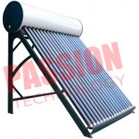 Buy cheap High Efficient Non Pressurized Solar Water Heater Vacuum Tube Easy Installation from wholesalers