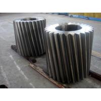 China ASTM A668 Grade G Class G Forged forging steel Bulkhead  Tainter Gate Machinery Pinion Gears wholesale