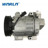 Buy cheap DSC17C Vehicle AC Compressor For Nissan Xtrail t31 2.5 6PK 92600JG300 / from wholesalers