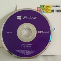 China World wide Useful Windows 10 Professional 64/32  Key licenses Any Language No CD No package wholesale