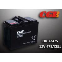 China Energy Sotrage High Rate Discharge Battery , Lead Acid Deep Cycle Battery 12V 135AH wholesale