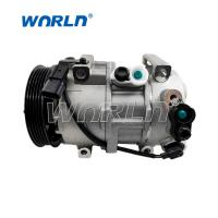 Buy cheap 5PK Vehicle AC Compressor For Hyundai Accent 97701-1R900 DV16 from wholesalers