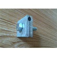 China Steel Power Line Fittings Suspension Guy Wire Clamp For Dead End Hardware wholesale