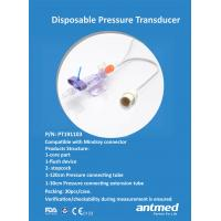 China invasive blood pressure transducer used on Mindray patient monitor(Mindray,48 inches), SINGLE pressure monitoing kit wholesale