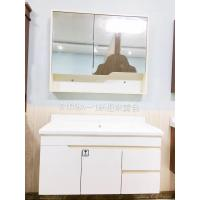 China Mirror Cabinet Modern Wall Mounted Bathroom Vanities 40 Inches Plywood wholesale