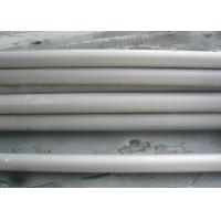 China 18 Inch ASTM A790 Stainless Steel Round Pipe , 304  / 316 Small Diameter Stainless Tubing wholesale