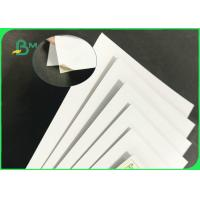 Buy cheap 250gsm - 400gsm One Side Coated Duplex Board Grey Back For Packaging Boxes from wholesalers