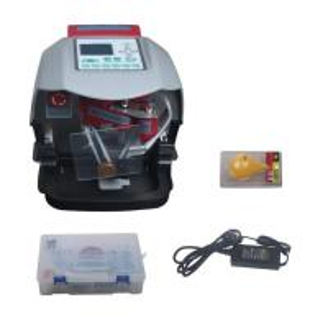 China Portable Car Key Programmer , Automatic V8 / X6 Key Cutting Machine wholesale