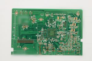 China Theatre Light Control PCB Prototype_HASL PCB Manufacturer wholesale