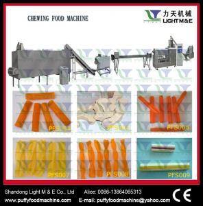 China Jam center dog chewing machine  wholesale