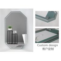 China Multi Functional Touch Screen Light Up Mirror , Anti Fog Touch Vanity Mirror IP20 wholesale