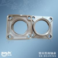 China Stainless steel 45mm Bearing Flange Housing High Precision SF209 wholesale
