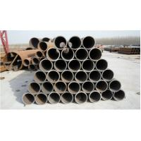 Quality Black Or Hot Dip Galvanized Welded Steel Pipe Round Q235 Q345 Astm JIN DIN for sale