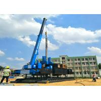 China Silent Hydraulic Rotary Piling Rig High Efficiency SGS Certification on sale