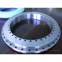 China CNC Turning Machining AISI  C1117 Forged Forging Rolled Steel Thrust Bearing Races wholesale