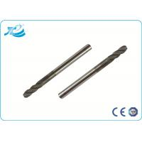 China Solid Carbide Cutting Tools End Mill For Stainless Steel , Metal Removal End Mills wholesale