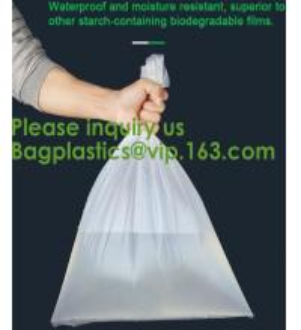 China Plastic Corn Starch Wholesale Custom Printed Private Label Cornstarch Compostable Pet Dog Waste Bag Biodegradable wholesale