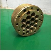 China CNC machined Turned Milled Turning Machining AISI 1045 Forged Forging Steel Pump Anchor Plates wholesale
