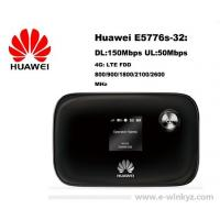 China UNLOCKED Original HUAWEI E5776 150Mbps 4G LTE MOBILE MIFI WIFI Wireless Router 4G router wholesale