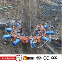 China BYMK-180S 20-30T Excavator Hydraulic Pile Breaker for your piles construction From China wholesale