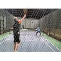 Quality Paddle Court Triple Twist 16 Gauge Hot Dipped Galvanised Wire Netting For Chicken wholesale